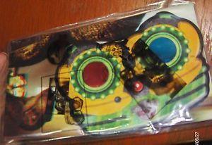 Burger King Kids Meal Toy Jurassic Park Night Vision 3D Glasses Dinosaur 2013 JP