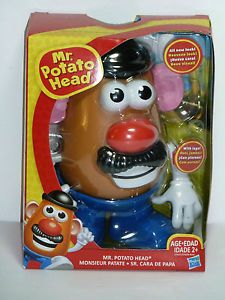 Brand New Hasbro Playskool Mr Potato Head Kid's Preschool Toy 13 Pieces 27657