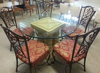 Shabby Chic Kitchens How To moreover PGF 23 as well White Iron Table And Chairs White Iron Garden Table And Chairs further Vintage Coca Cola Pub Table And Chairs Wrought Iron Bases Great Look Very Cute in addition Round Wrought Iron Tray With Glass Insert Originally Purchased From Home And Gar. on vintage wrought iron table and chairs