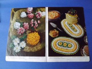 Gay and Gifty Crochet Ideas Pattern Star Book No 80 Vintage Instruction Craft