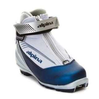 Alpina TR 50L NNN Cross Country Ski Boots 37 Blue New