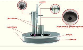 Best Ringbom Low Temperature Stirling Engine Powered by Heat of Hand