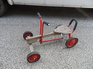 Antique Metal Toy Cars