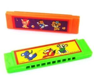 36 Plastic Musical Harmonicas Music Harmonica Kids Toy