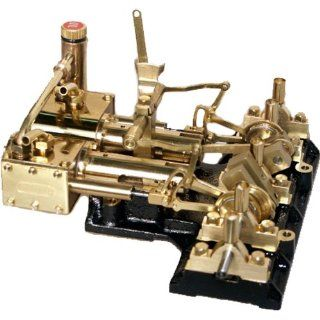 Details about *New* Saito Works Y2DR (model marine steam engine)