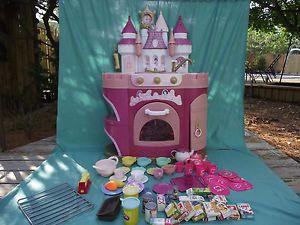 """Disney Princess Royal Talking Princess Kitchen Toy 38"""" x 27"""" x 12"""""""