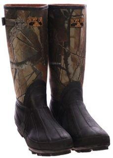 Camo Decoy Hunting Fishing Wellington Boots Mucker Swampwalker Rain Rubber Shoes