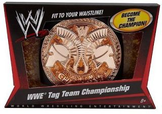 Tag Team Championship Belt