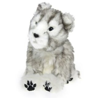 WowWee Alive Animal Plush Toy Motion Sound Husky Puppy