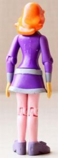 3 93'' SD Scooby Doo Daphne Blake Kids Toy Figure 8309