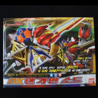 Bandai Kamen Masked Rider Den O DX Denkamen Sword Weapon MISB