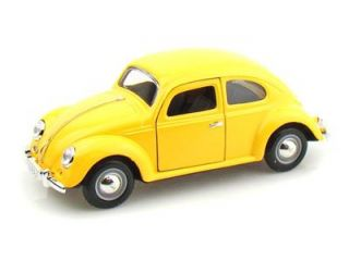 "Sunnyside 1955 Volkswagen VW Classic Beetle 1 24 G Scale 6"" Length Y"