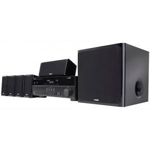 Yamaha 5 1CH Home Theater 500W Digital Surround Sound Amplifier System Receiver
