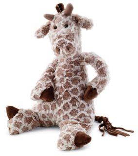 Jellycat Chequers Giraffe Medium Plush Stuffed Animal