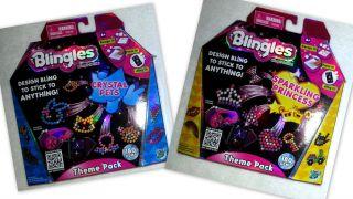 Blingles Theme Pack Sparkling Princess Crystal Pets New 180 Gems Design Bling