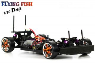 HSP BadBoy 1 10 Scale RTR 2 4GHz Radio Control RC Electric Drift Car