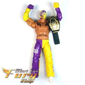 WWE Wrestling Rey Mysterio 619 Wrestler Elite Action Figure Kids Child Toy