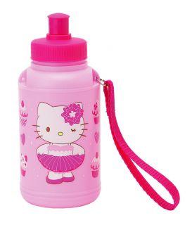 New Sanrio Hello Kitty Tutu Water Bottle BPA Free