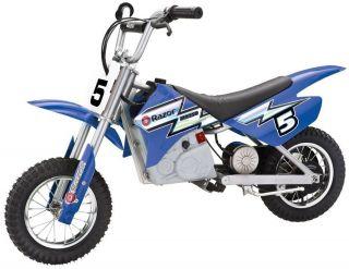 Electric Motocross Dirt Bike Mini Motorcycle Scooter Razor MX350 Kids Boys Toy