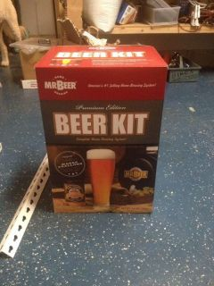 Mr Beer Premium Edition Home Brewing Beer Kit West Coast Pale Ale