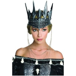 Evil Queen Ravenna Crown Costume Accessory Snow White The Huntsman Fancy Dress