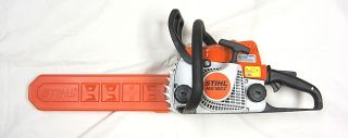 Stihl Chainsaw MS180 C 16 inch Bar Excellent Condition