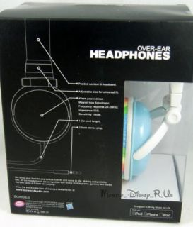 New My Little Pony Rainbow Dash Headphones Over Ear Brony Friendship Is Magic