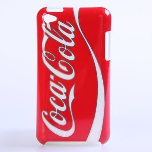Red Coca Cola Stylish Case Cover for Apple iPod Touch iTouch 4 4G 4th Generation