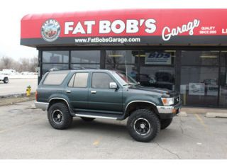 "Toyota IFS Pickup 4Runner 2 5"" Front Lift Kit 4WD"