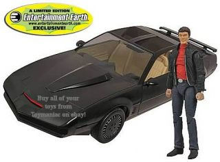 Knight Rider 1 15th Scale Kitt Vehicle Diamond Select EE Exclusive