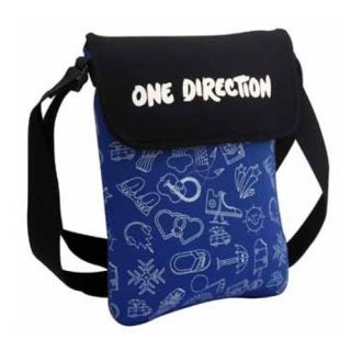 One Direction 2 'Crush' iPad Tablet Case Shoulder Bag Brand New Gift