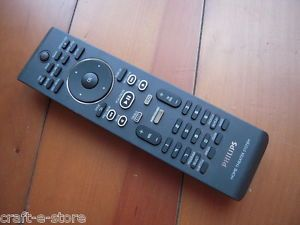 Philips Home Theater System Remote