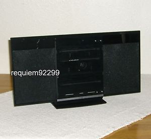 Panasonic SC HC27 Compact Stereo System 30 Pin iPod Dock CD Player Radio as Is