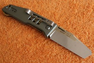 New Version SANRENMU Tanto Blade Multifunction Tools Knife 7046LTE LKR
