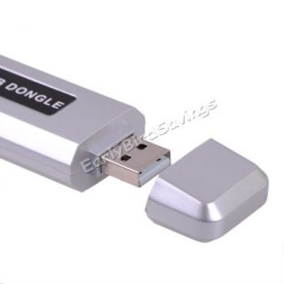 DVB T USB Digital TV Tuner Receiver Stick Dongle for Laptop PC XP Vista Win7(32)