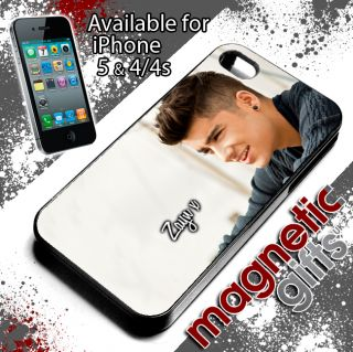 Zayn Malik iPhone 4 4S Cover Case Teen Personalised Message One Direction