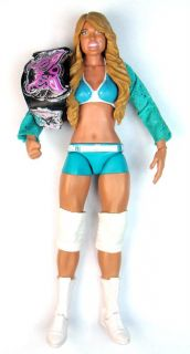 WWE Wrestling Da Kelly Kelly Diva Women Wrestle Action Figure Kids Child Toy