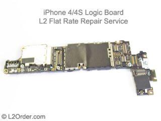 Apple iPhone 4 4S A1332 A1349 A1387 Logic Board Repair Service