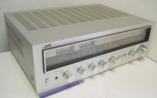 70's Nostalgia JVC Stereo Receiver R S7 RMS 55W Works