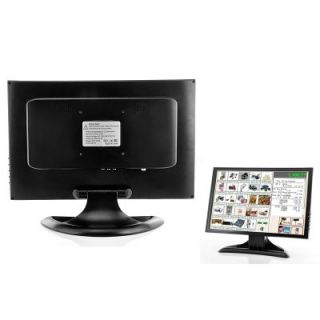 19 inch LCD Touch Screen Monitor 1440x900 Resolution VGA AV HDMI TV