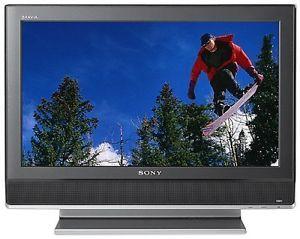 Sony Bravia LCD High Definition TV 26 Inch