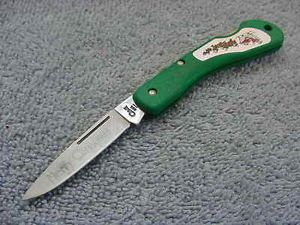 CASE XX 059L SS USA POCKET MERRY CHRISTMAS KNIFE VINTAGE KNIVES TOOLS Near Mint