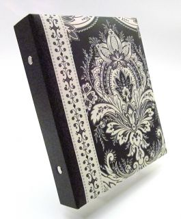 Anna Griffin Address Book Willow Refillable Loose Leaf Book New