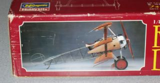 Hasegawa CP03 32000 Red Baron Fokker Dr 1 1 8 Scale Kit