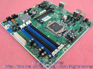 MSI MS 7613 Motherboard HP Indio UL8E Intel P55 Express LGA 1156 DDR3
