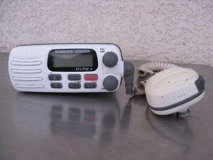Standard Horizon Eclipse Plus VHF FM Marine Radio Model GX1250SA