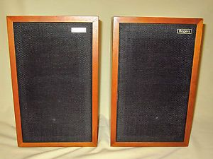 Rogers LS3 5A Monitor Loudspeakers Matching Serial Numbers SO15189 A B 15 Ohms