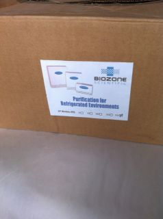 Biozone Food Service Air Purifier RS 1000 Sanitizer for Large Walk in Coolers