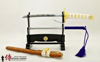 """Japanese Letter Opener 10 """"Sword Katana Samurai Ninja """""""
