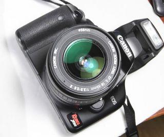 New DSLR Canon EOS 650D Kiss x6 Rebel T4i Lens 18 135mm STM